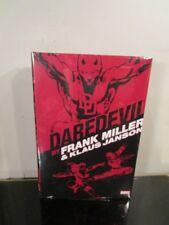 Daredevil by Frank Miller & Klaus Jason Omnibus New Printing~
