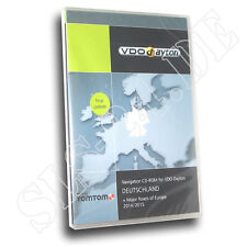 VDO DAYTON MS 3000 3100 4000 4050 4100 4200 Deutschland CD 2015 Software Update