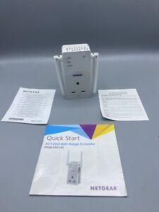 Netgear AC1200 WiFi Range Extender *Open Box*