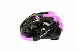 MERIDA Road Mountain E-Bike Bicycle Adult Bike Helmet for Men&Women Pink L-size