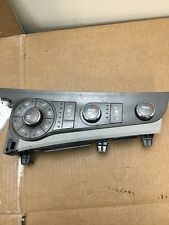 2011 TOYOTA SIENNA MANUAL HEATER AC CLIMATE CONTROL OEM 55900-08141-B0