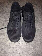 Nike Air Vapormax Triple Negro Para hombre Zapatillas UK 9 Usado Con Falla
