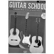 Jerry Snyder's Guitar School, Method Book, Book 1, Learn To Play Guitar, w/o CD