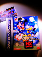 DISNEY SPORTS FOOTBALL  NUOVO NEW NINTENDO GAMEBOY  RARE NDS GBASP COLLEZIONE