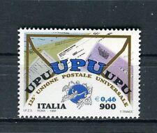 Italia 1999 125°anniversario dell'UPU MNH