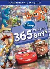 365 Boys Stories (Disney 365 Stories Treasury) By Disney  BRAND NEW    B6