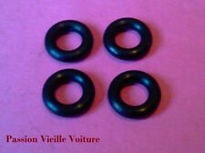 DINKY TOYS 167 : A.C ACECA COUPE 4 pneus noir lisse 15x8 / four tyres black