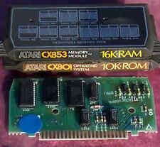 Atari 800 10K ROM PCB Tested Working (in good plastic case)