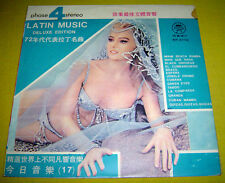 CHINA:ASIAN:LATIN MUSIC Phase 4 Stereo LP Deluxe Edition,Sexy Nude,Cheesecake