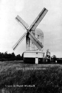 Bsd-10 The Windmill, Cross In Hand, Heathfield, Sussex. Photo