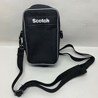 Vintage Scotch Compact Camera Bag (also Camcorder Tapes?) 1122AA