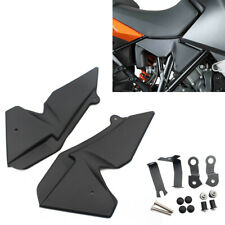 Radiator Side Cover Panel Guard Protector For KTM 1190 1050 1290 Super Adventure