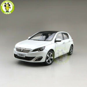 1/18 China peugeot 308 308S Diecast Model Car Toys Boys Girls Gifts Hot Sale