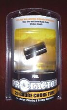 Profactor by Mossberg PF4 FULL 20 Gauge Shotgun Choke Tube Yildiz Over and Under
