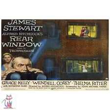 Rear Window Huge Poster Print   #13049