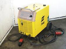Inverter Stromquelle Schutzgasschweißgerät Impulsschweißen ESAB Aristo LUD 450 W