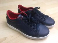 Lacoste Tourelle CLC SPJ Big Kids Shoes Dark Blue-Blue 7-29spj0108-2d6