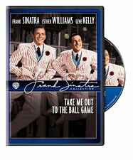 TAKE ME OUT TO THE BALL GAME (Frank Sinatra) -  DVD - REGION 1 sealed