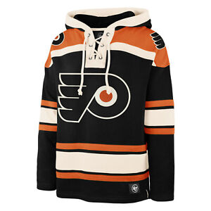 NHL Hoody Philadelphia Flyers 2020 Hooded Pullover Lacer Jersey Hooded Sweater