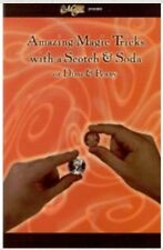 Scotch And Soda - Dime And Penny Booklet - Magic Tricks - Us Seller