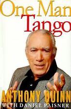 One Man Tango by er, Daniel Paisner, Paisner, Daniel, Quinn, Anthony, Good Book