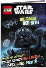 Fachbuch LEGO® Star Wars™ Die Macht der Sith, Galaktisches Rätselbuch, viel Spaß