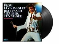 ELVIS PRESLEY - FROM ELVIS PRESLEY BOULEVARD,MEMPHIS    VINYL LP NEW