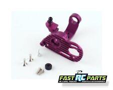 GPM Racing HPI Micro RS4 Purple Aluminum Motor Mount W Heat Sink MH1307