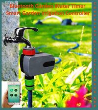 SMART Bluetooth Garden Water Timer Irrigation Controller,-Cellphone APP,IOS 7.0-