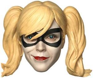 Sideshow 1/6 action figure Harley Quinn Exclusive - FEMALE HEAD SCULPT Tbleague