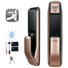 [Express] Samsung SHP-DP930 Fingerprint Door Lock + 6 RFID Tags + English Manual