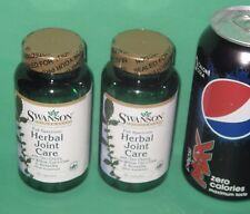 """Herbal Joint Care"", Boswellia Serrata, Cat's Claw, Tart Cherry, White Willow"