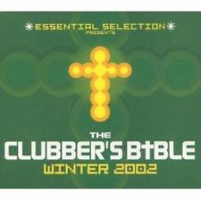 Essential Selection Presents: The Clubber's Bible Winter (2002) 2 CD BOXSET K20