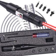 Red Dot Laser BoreSighter Bore Sight kit.22 to .50 Caliber For Rifles Handgun
