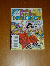 BETTY & VERONICA DOUBLE DIGEST - No 107 - Date 08/2002 - Archie Digest Library