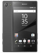 Sony XPERIA z5 Compact 32gb-NERO-COME NUOVO