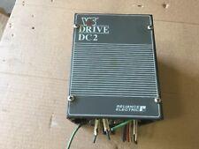 Reliance Electric V*S Drive DC2, motor Control, DC2-42U, 1.0/2.0hp, 115/230v 1ph
