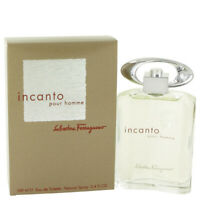 Incanto by Salvatore Ferragamo Eau De Toilette Spray 3.4 oz / 100 ml [Men]