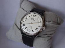 Bwc reloj pulsera unitas 6498 Big Size 41mm wristwatch