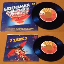 GATCHAMAN LA BATTAGLIA DEI PIANETI - 7 ZARK7 (mai suonato)