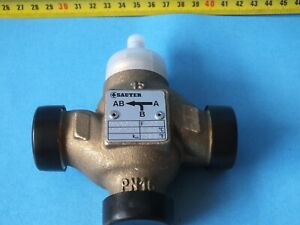 1 pcs SAUTER BXN015 F200  (BXN015F200) 3 way valve, threaded conn.
