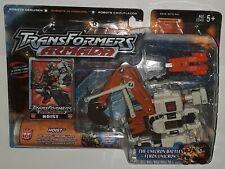 Transformers Armada HOIST with Refute new sealed unicron battles mosc unopened