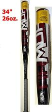 "*NEW* Louisville Slugger TPS Armor Softball Baseball Bat - 34"" 26 oz. YB12A"