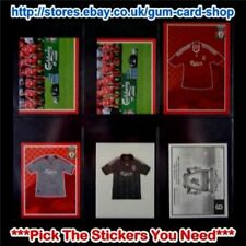 Stickers, albums et sets de cartes sportives, football, Grade 4,5