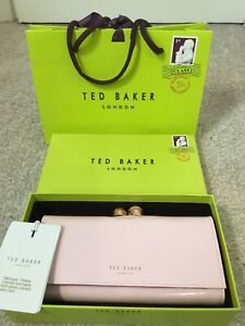 Ted Baker Leather Large Purse BNWTS