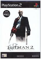 Hitman 2: Silent Assassin PAL for Sony Playstation 2/PS2 from Eidos (SLES 50992)