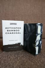 Active Bamboo Charcoal Soap