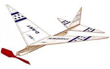 New SIG Thermal Dart Balsa Wood FF Free Flight Airplane Glider Kit SIGFF12