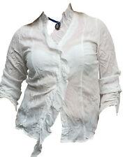 Klassische Taillenlang Damenblusen,-Tops & -Shirts mit Polyester für Freizeit