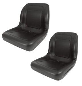 2 of High Back Seats for John Deere Trail, Turf Gator & Skid Steer Loader 70 125